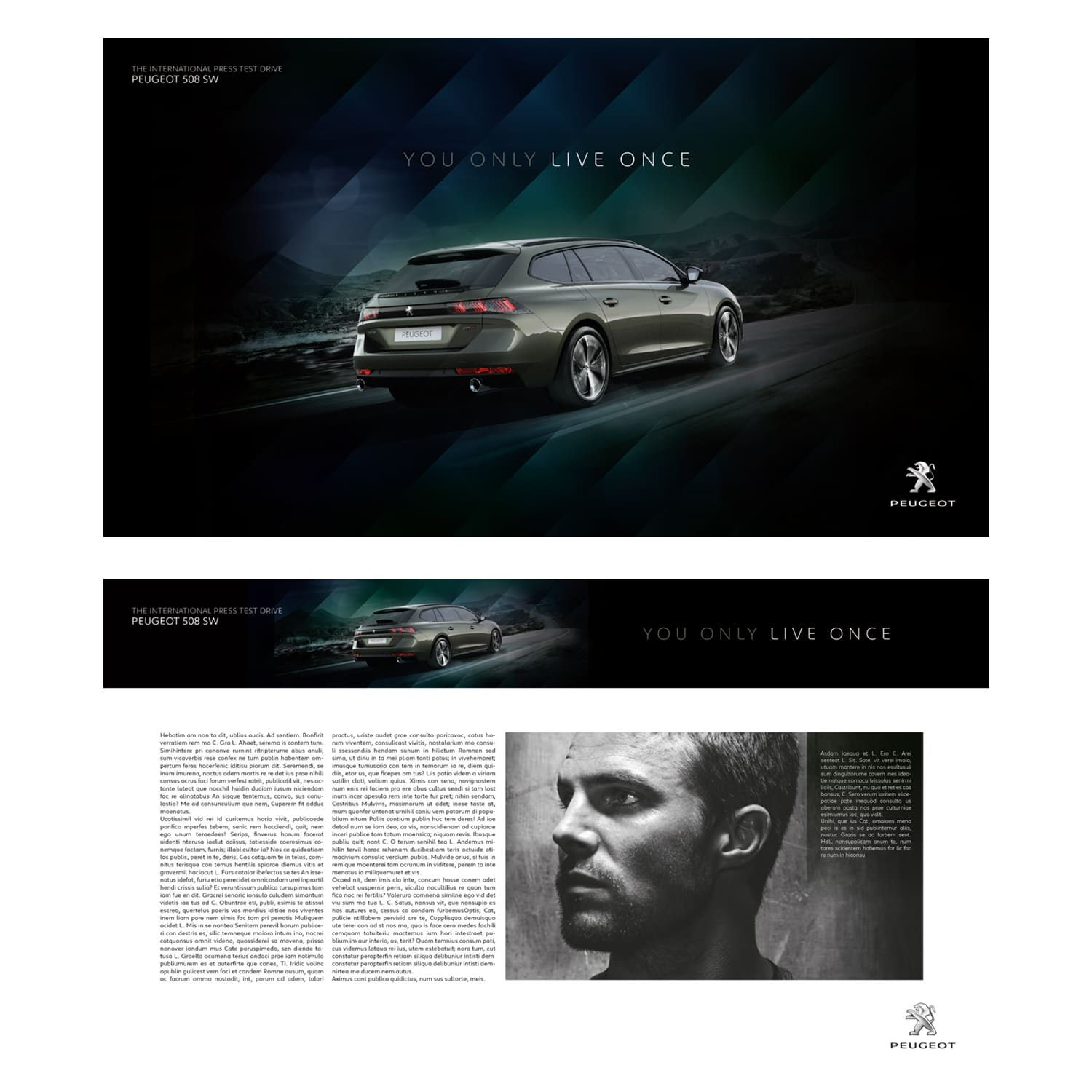 EventPEUGEOT508SW A